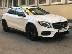 арендовать Mercedes-Benz GLA 200 в Швейцарии