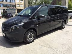 Автомобиль Mercedes-Benz VITO Tourer, 9 мест для аренды в Германии
